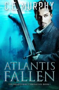 Book Cover: Atlantis Fallen