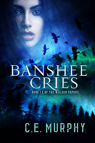 Book Cover: Banshee Cries