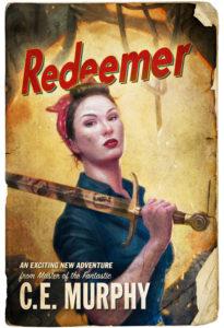 Book Cover: Redeemer