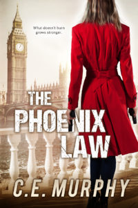 Book Cover: The Phoenix Law