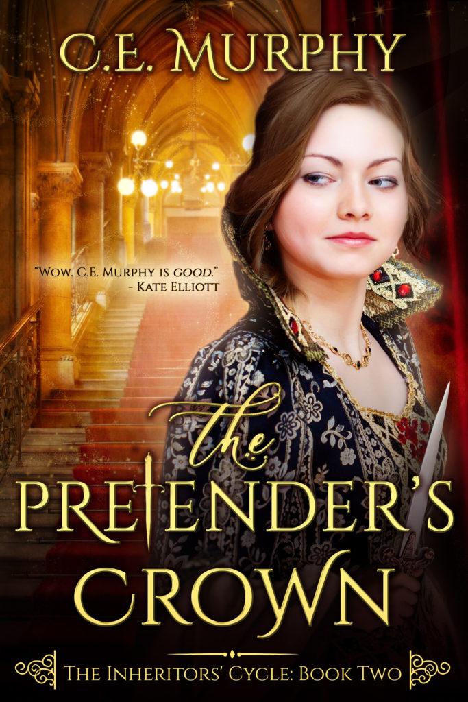 Book Cover: The Pretender's Crown