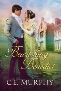 Book Cover: Bewitching Benedict