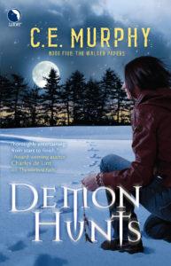 Book Cover: Demon Hunts