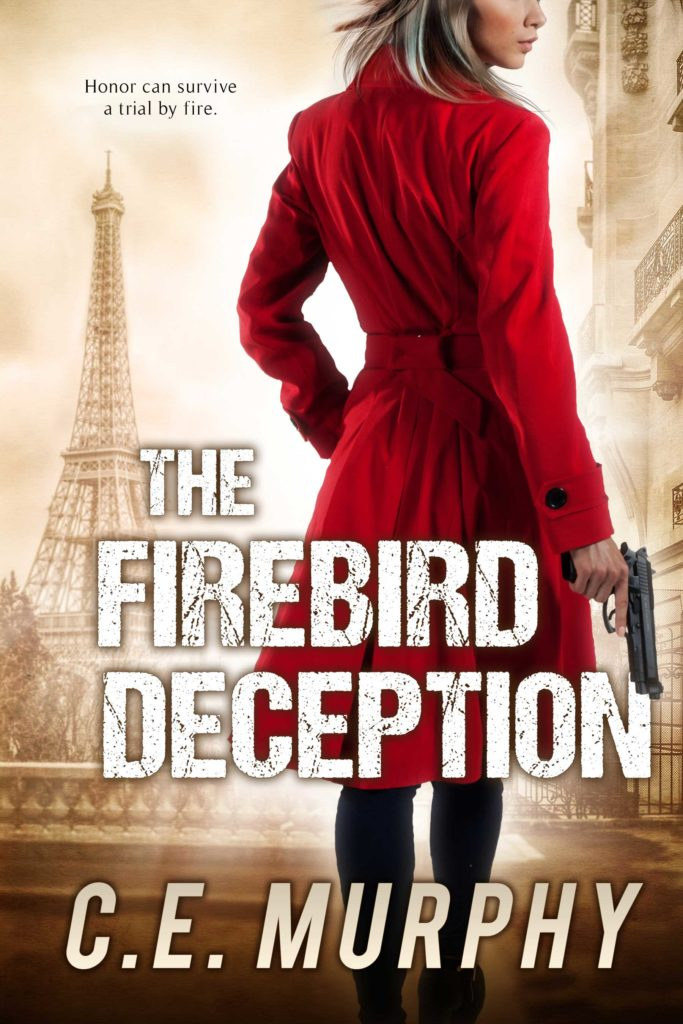 Book Cover: The Firebird Deception