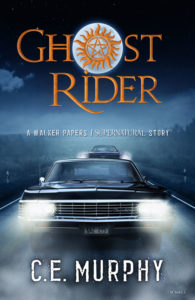 Book Cover: Ghost Rider