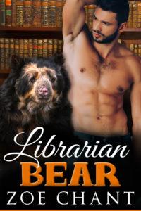 Book Cover: Librarian Bear