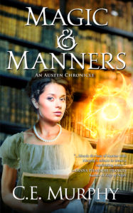 Book Cover: Magic & Manners
