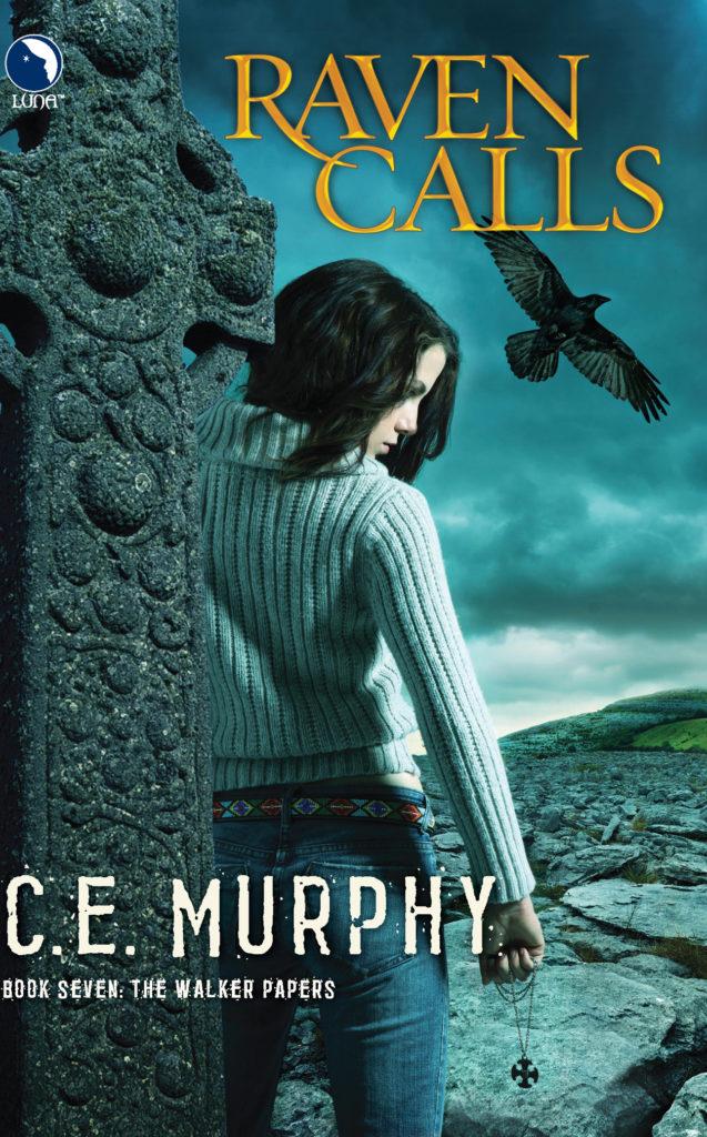 Book Cover: Raven Calls