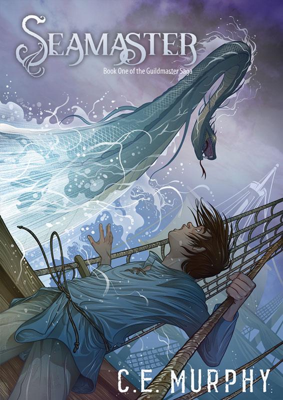 Book Cover: Seamaster