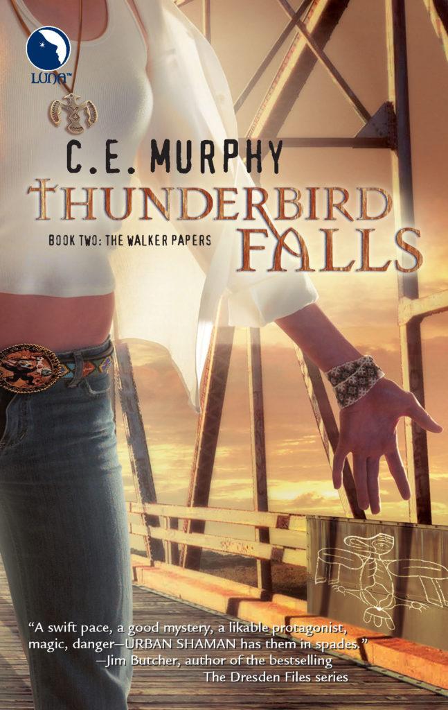 Book Cover: Thunderbird Falls