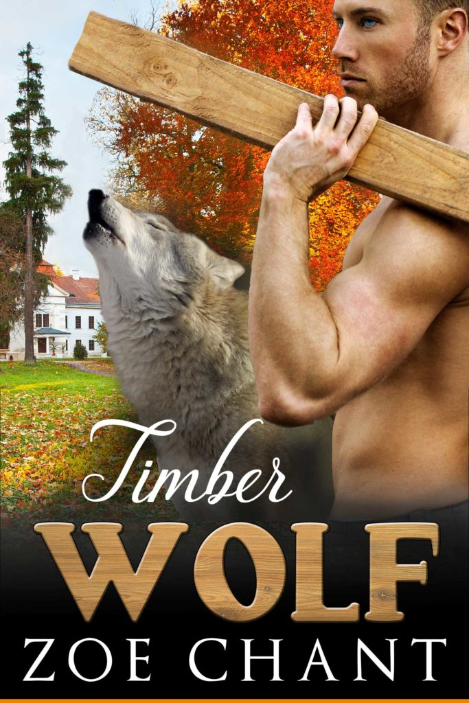 Book Cover: Timber Wolf