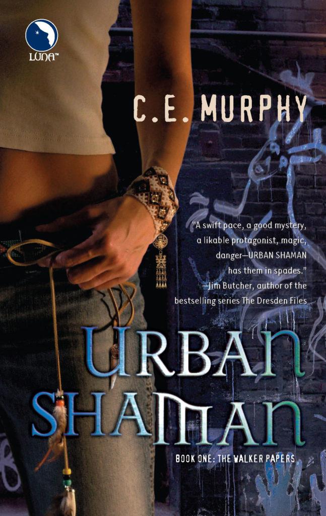 Book Cover: Urban Shaman