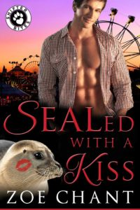 Book Cover: Sealed With A Kiss