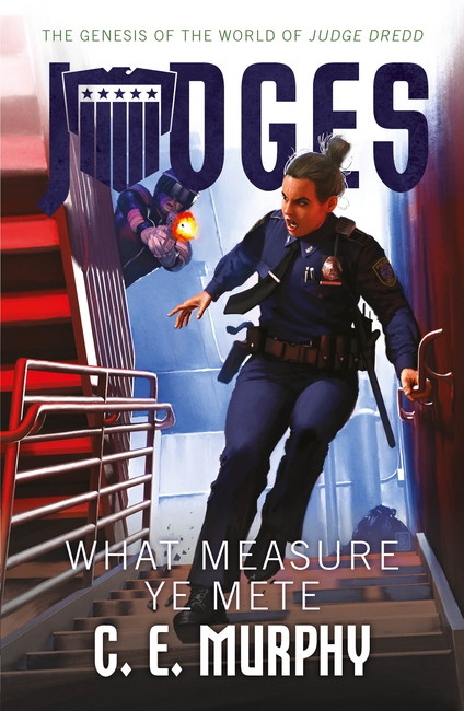 Book Cover: What Measure Ye Mete