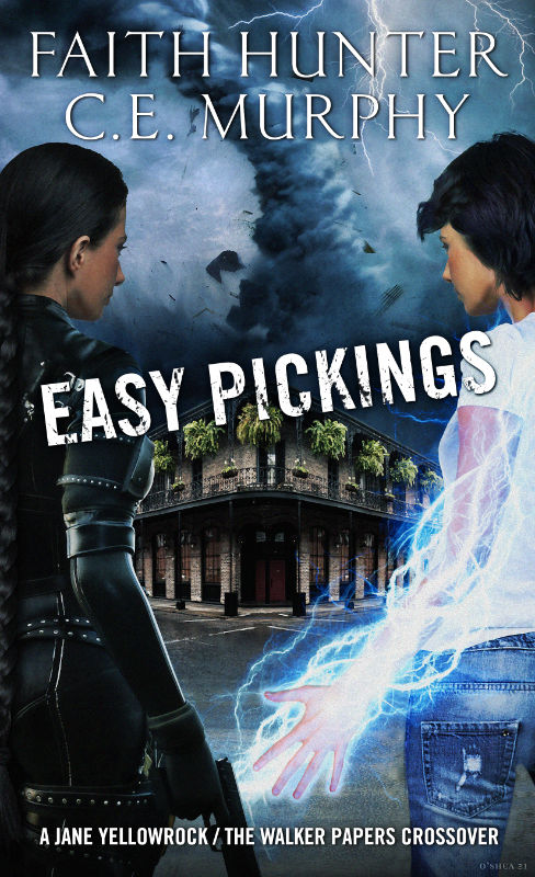 Book Cover: Easy Pickings
